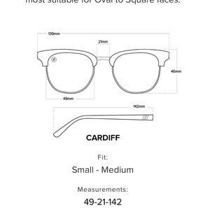 "9d7af71c1f1f7 Blenders Accessories - BLENDERS Eyewear ""Gold Mamba"" Polarized Sunglasses"